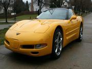 chevrolet corvette 2002 - Chevrolet Corvette
