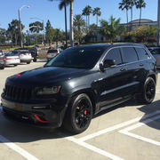 2012 Jeep Grand Cherokee SRT8 Sport Utility 4-Door